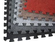 """5/8"""" Eco Soft Carpet Tile - Seconds"""