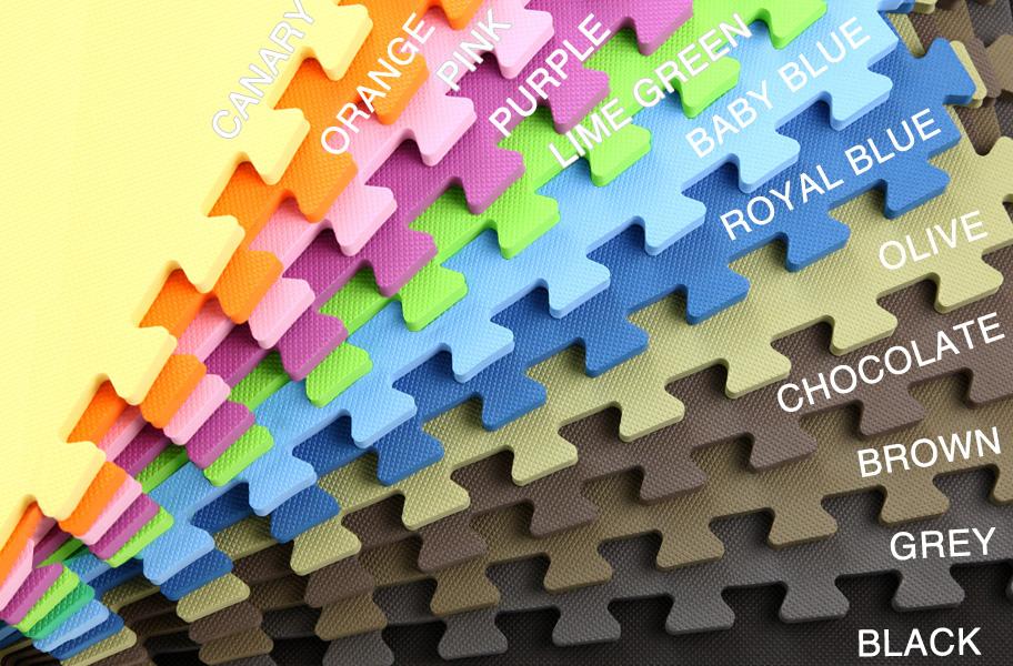 Premium Soft Tiles