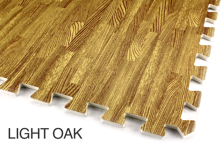 3 8 Inch Soft Wood Tile Seconds Discounted Foam Flooring