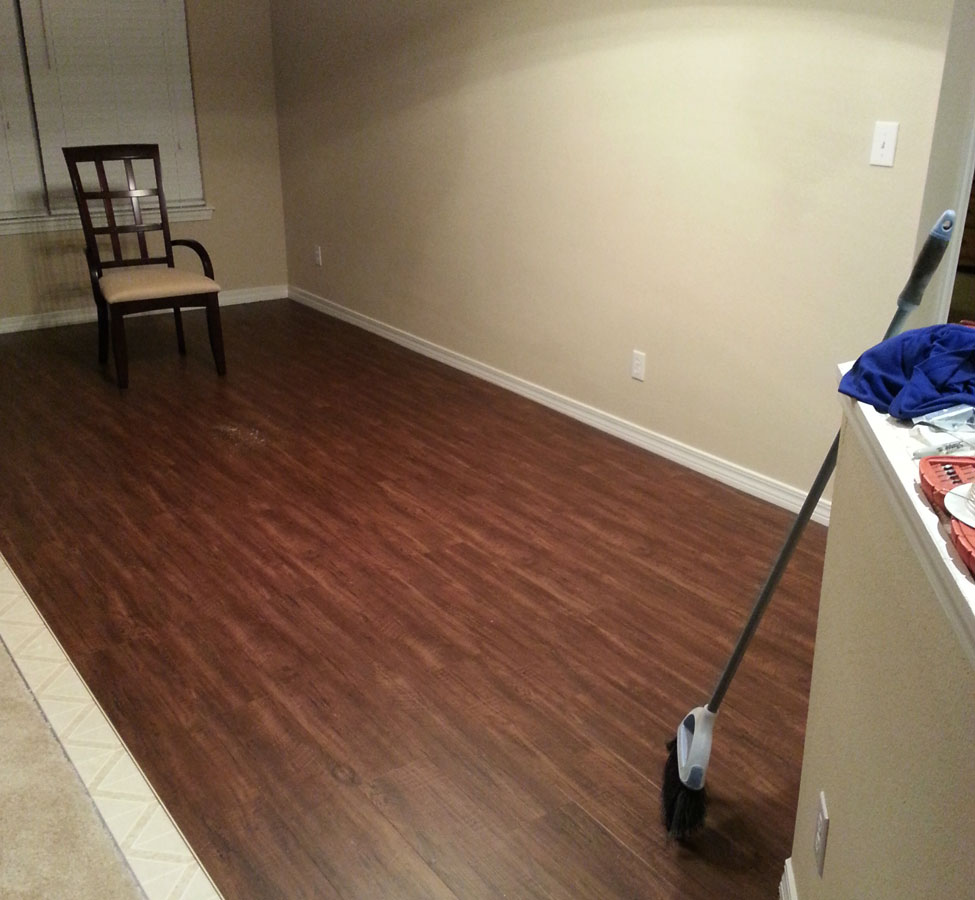 usfloors coretec plus 5 durable engineered vinyl plank On coretec wood flooring
