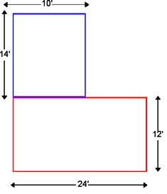 Laminate Flooring Square Footage Calculator Laminate Flooring