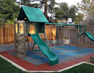 Safe Play Playground Tiles