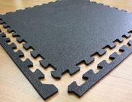 "1/4"" Smart Rubber Tiles"