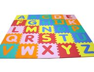 Foam Alphabet Mat