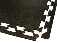 Regrind Rubber Tiles
