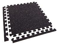"""3/8"""" Reactive Rubber Tiles"""