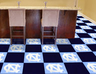 FANMATS NCAA Carpet Tiles