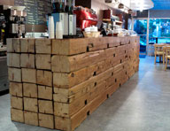 2.5mm Concrete Vinyl Tiles