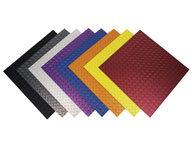2.5mm Tread Plate Vinyl Tiles