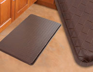 GelPro Plush Mats - Basketweave