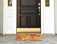 Spring Daisies Coir Doormat