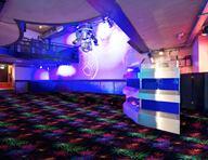 Joy Carpets Neon Lights Grand Finale Tile