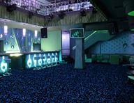 Joy Carpets Neon Lights Serpentine Tile