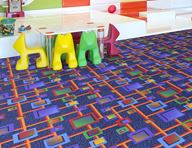 Joy Carpets Fourth Dimension Carpet Tile