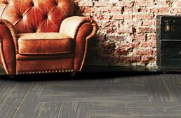 Phenix Rally Point Carpet Tile