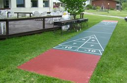 Shuffleboard Court Kit