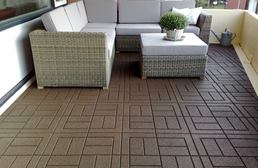 Northern Lights Rubber Pavers