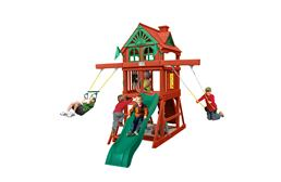 Five Star II Space Saver Swing Set
