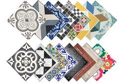 FloorAdorn Peel & Stick Tiles