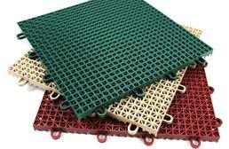 Rugged Grip-Loc Tile - Remnants