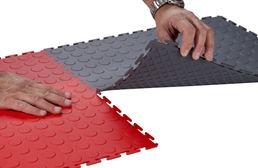 6.5mm Coin Flex Tile - Remnants