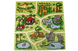 Zoo Play Mat