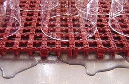 Raised Grip-Loc Tiles
