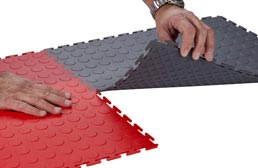 6.5mm Coin Flex Tiles