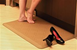 WellnessMats Motif Moiré Collection