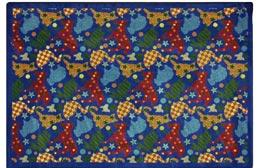 Joy Carpets Animal Crackers Kids Rug