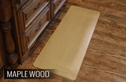 Wood Comfort Style Mat