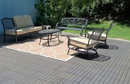 Century Outdoor Living Deck Tiles