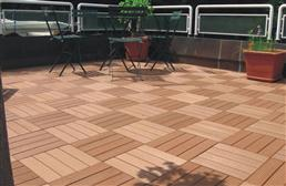 Naturesort Deck Tiles (4 Slat)