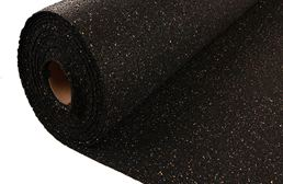 12mm Custom Cut Rubber Underlayment