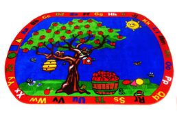 Apple Tree Kids Rug