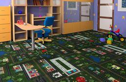 Joy Carpets Tiny Town Carpet