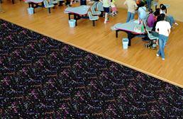 Joy Carpets Neon Lights Carpet - Celebration
