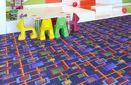 Joy Carpets Fourth Dimension Carpet Tile