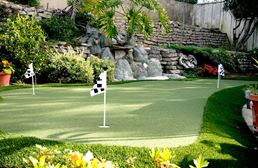 Pre-Cut Premium Putting Green Turf Rolls