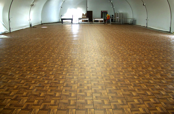 Deluxe Dance Floor Tiles Wood Dance Flooring