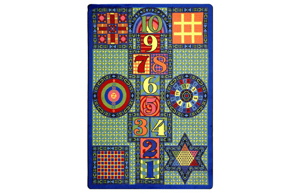 Joy Carpets Joy Games Kids Rug