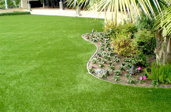 Newport Elite Turf Rolls Plush Landscape Artificial Grass