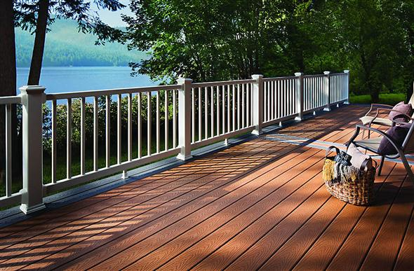 Trex Select - Square Edged Decking Board