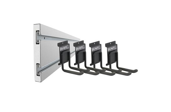 Ulti-MATE Garage Slat Wall 5-Piece Kit