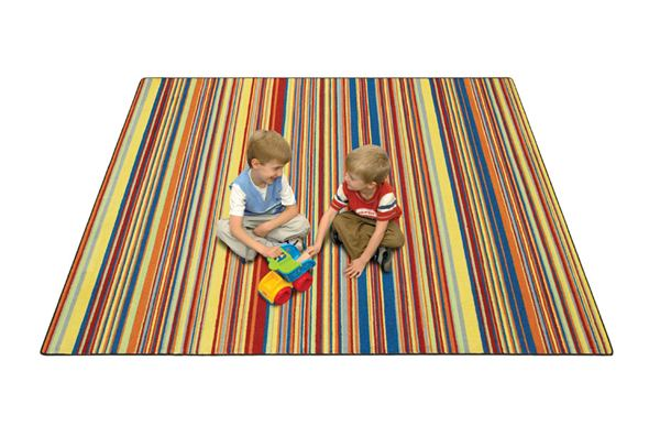 Joy Carpets Latitude Kids Rug - Remnants
