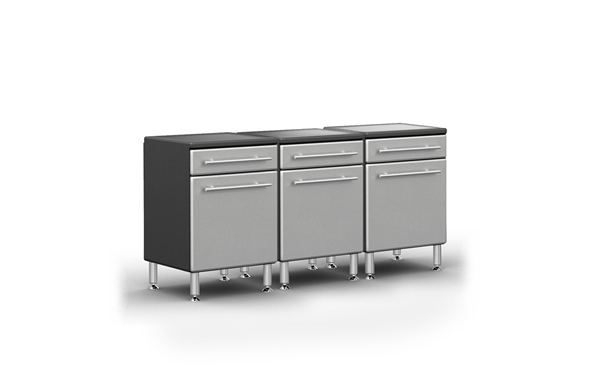 Ulti-MATE Garage Pro 1-Drawer Base Cabinet Kit