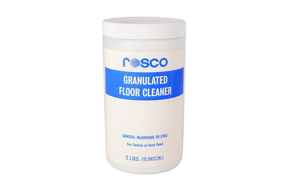 Granulated Dance Floor Cleaner