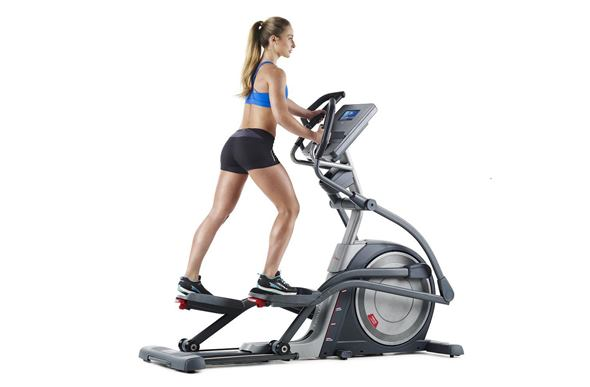 Freemotion 845 Elliptical Trainer