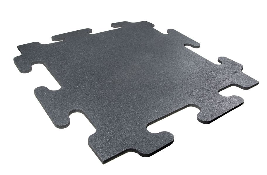 "3/4"" Extreme Rubber Tiles"