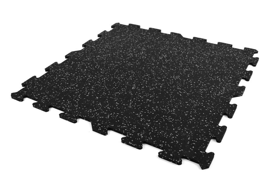 8mm Strong Rubber Tiles